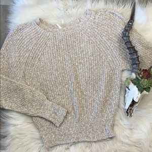 Free People // Electric City Pullover Sweater